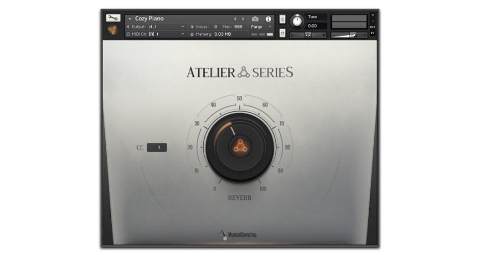 Atelier Series Daydream GUI