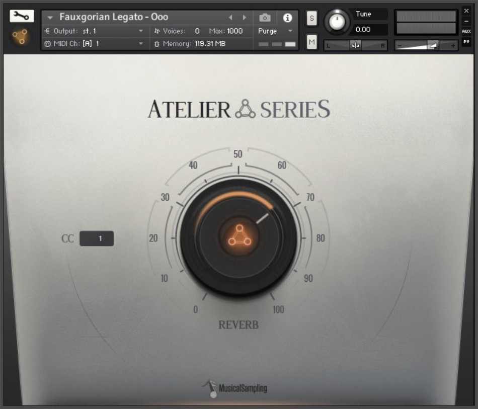 Atelier Series Fauxgorian GUI