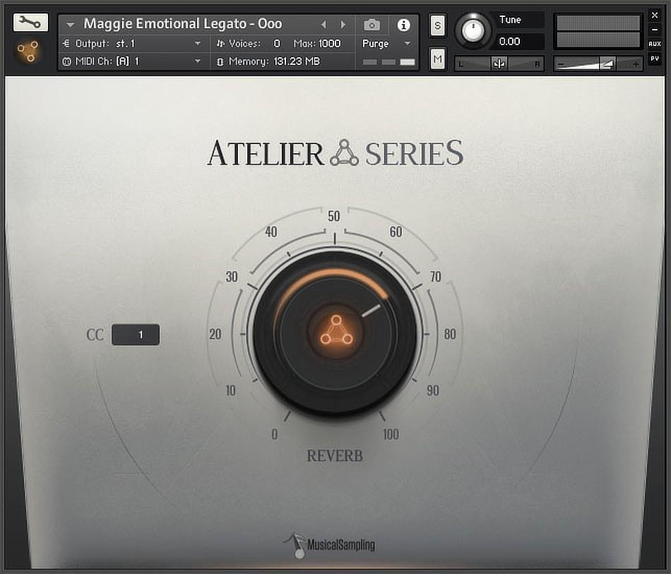 Atelier Series Maggie GUI