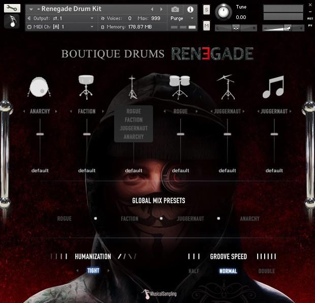 Renegade GUI 2