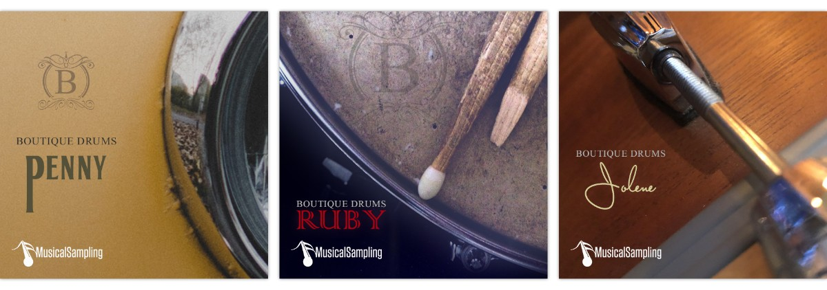 Vibe Drums Bundle Banner