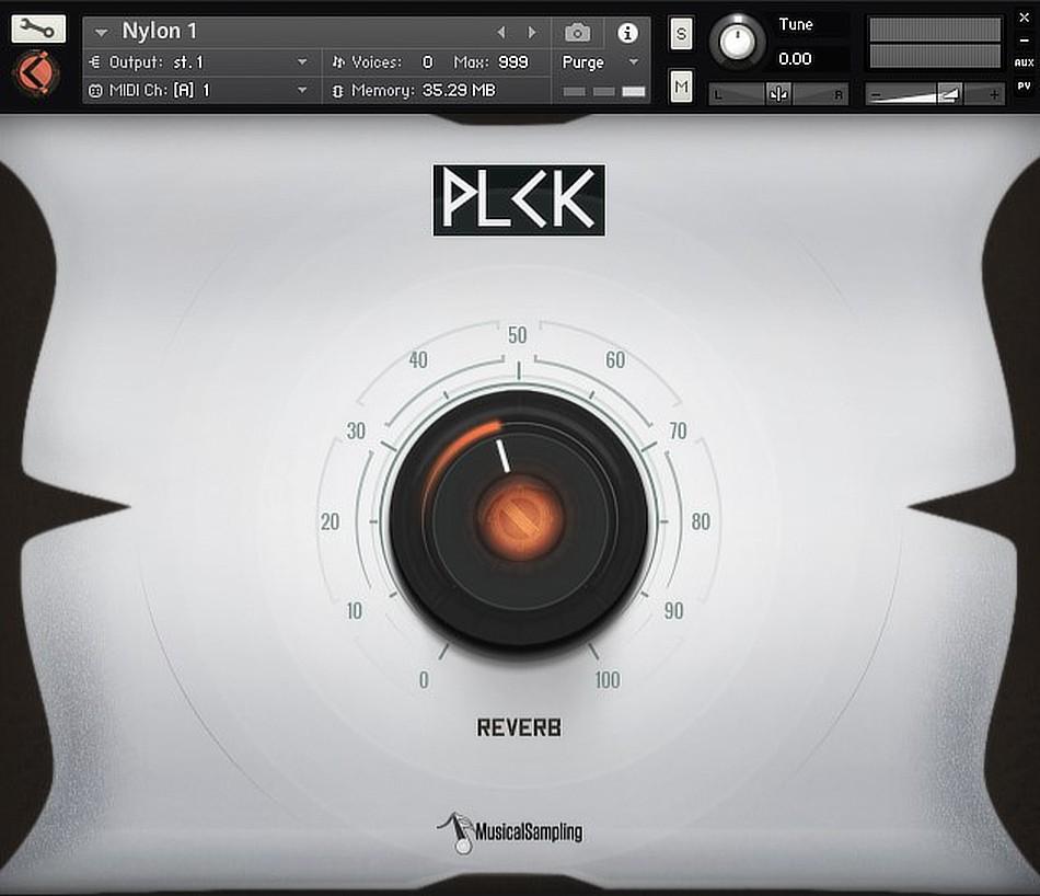 PLCK GUI