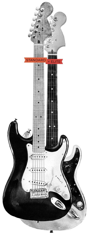 RealStart 5 Gitarren