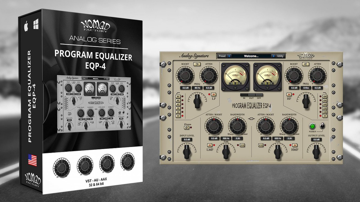 ASP Program Equalizer EQP-4