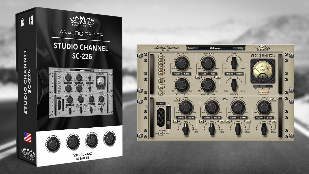 ASP Studio Channel SC-226