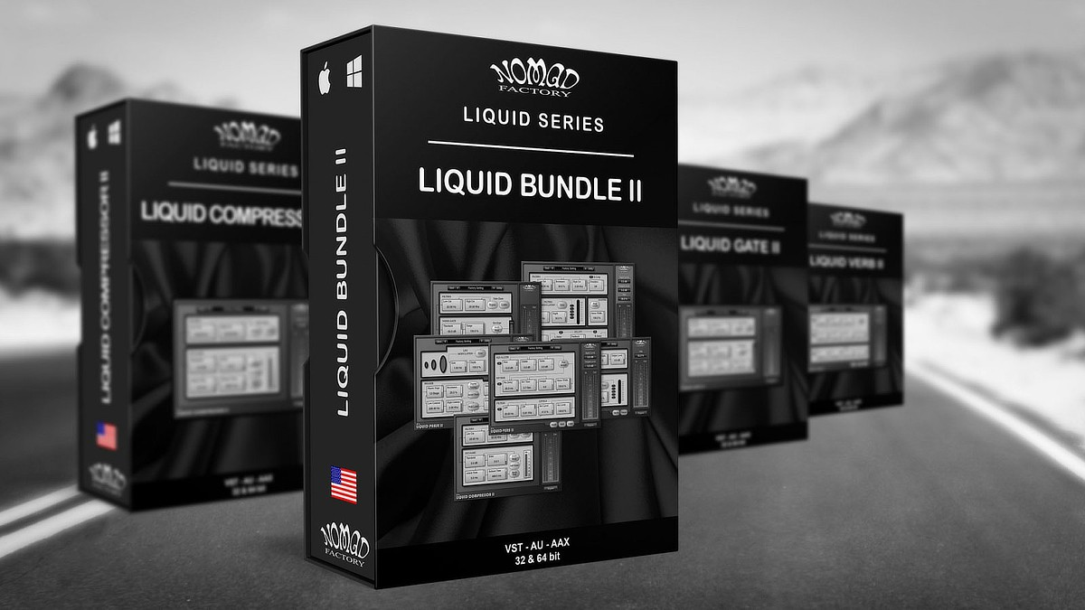 Liquid Bundle II Banner