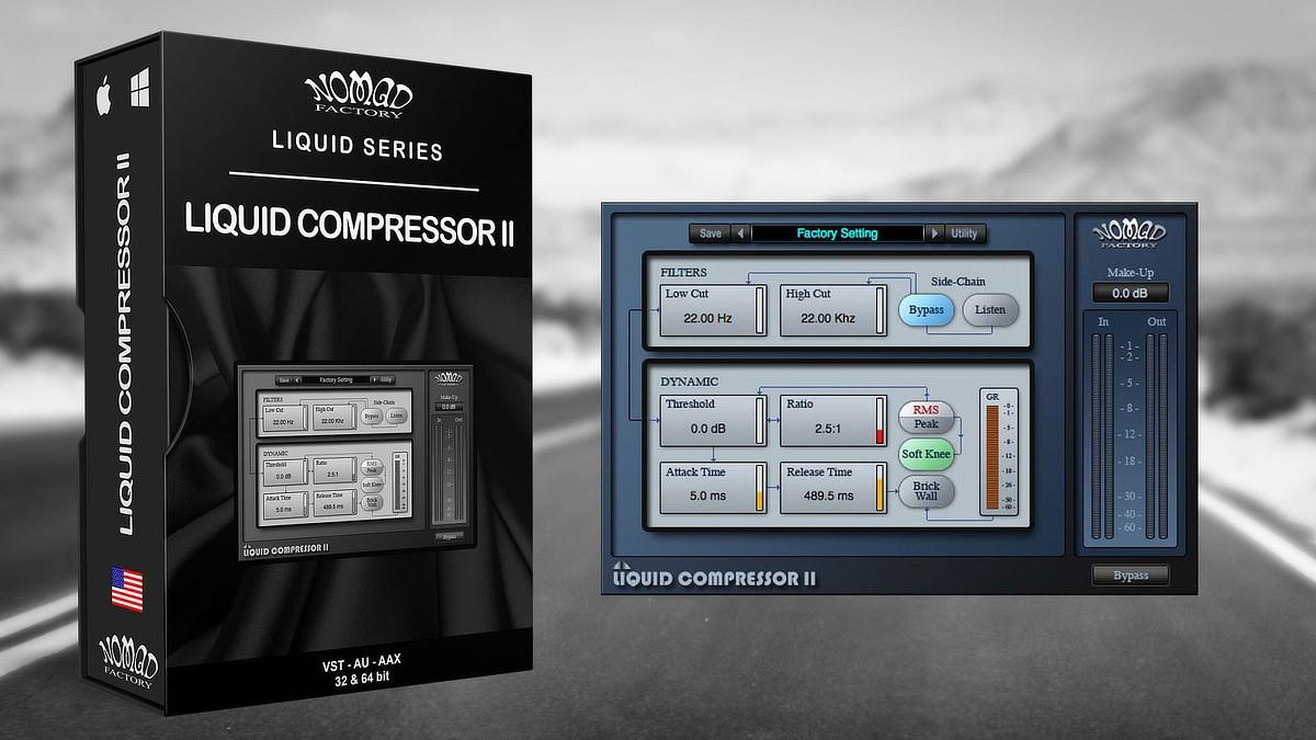 Liquid Compressor II Banner