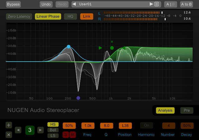 Stereoplacer GUI
