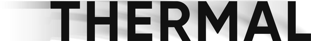 Thermal Logo Black