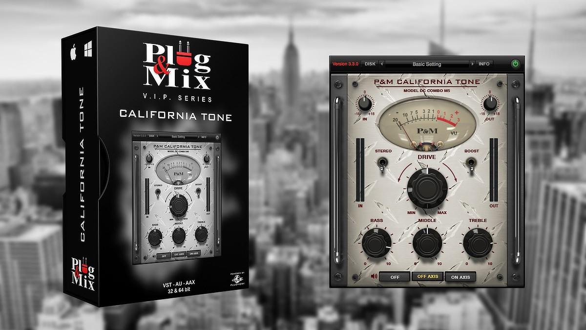California Tone Banner