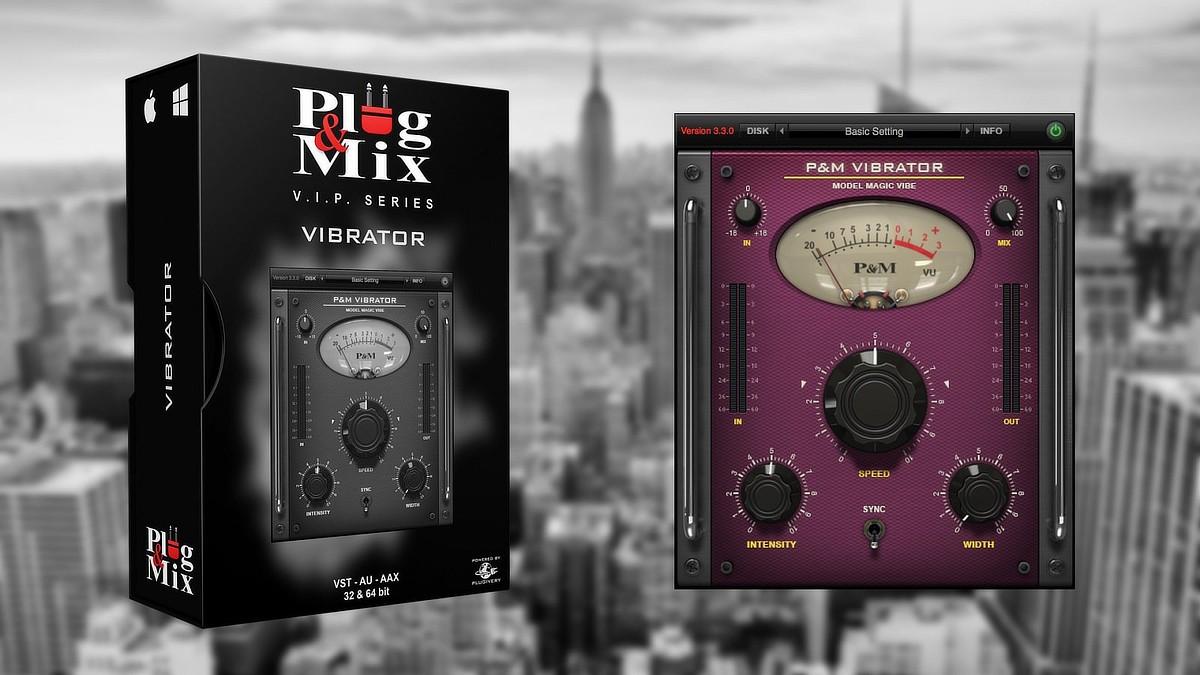 Vibrator Banner