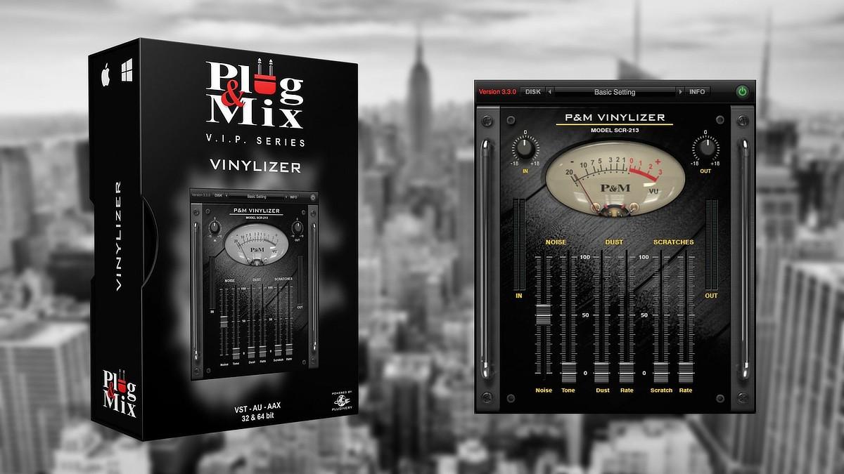 Vinylizer Banner