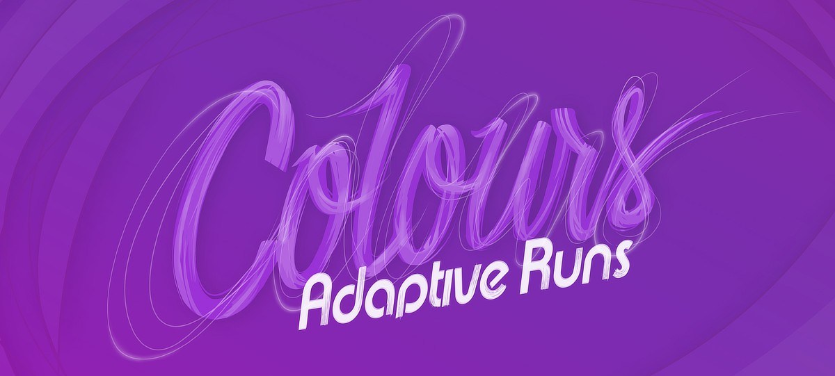 Adaptive Runs Header