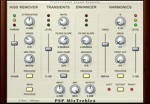Mixpack GUI 2