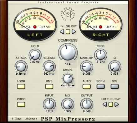 Mixpack GUI 3