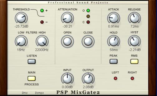 Mixpack GUI 5