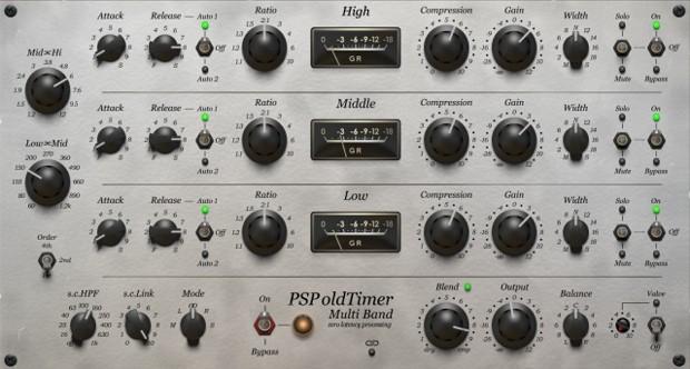 PSP oldTimerMB GUI