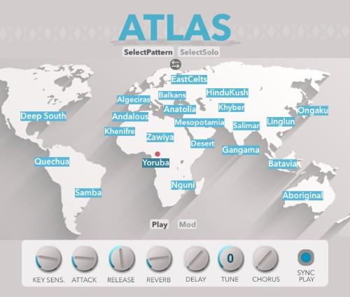 Atlas 2 GUI