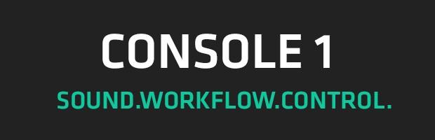 Console 1 Header