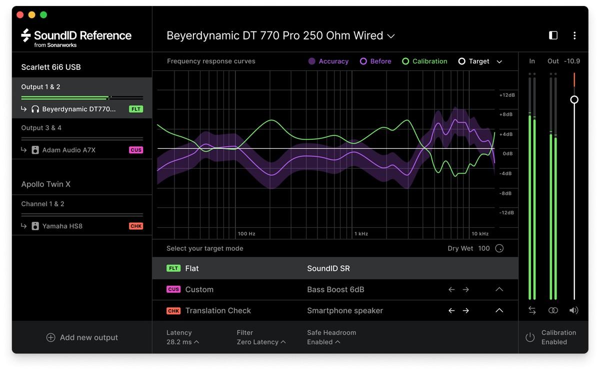 SoundID Reference Headphone