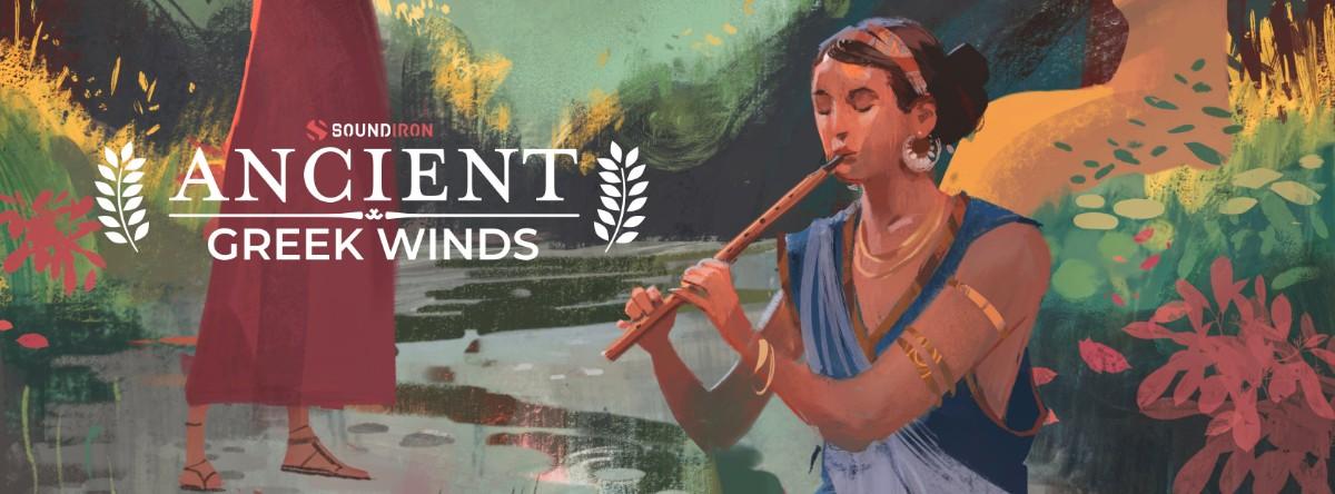 Ancient Greek Winds Header