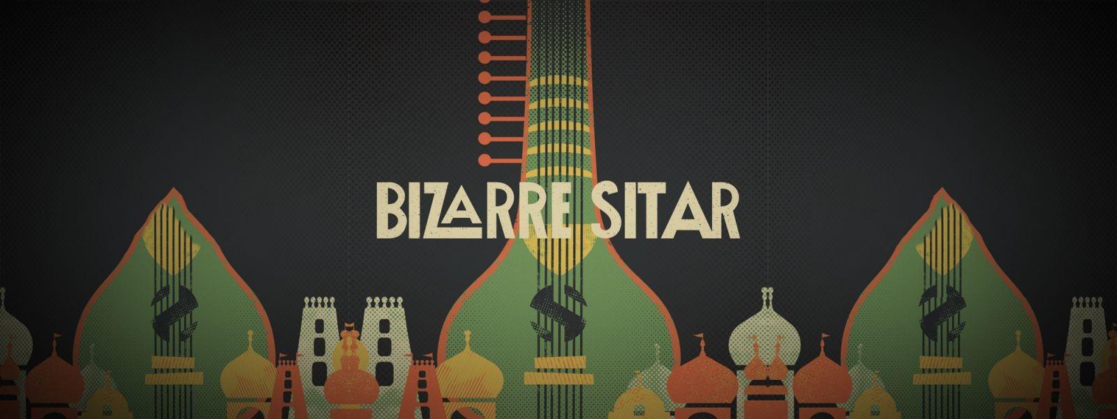 BizarreSitar Banner