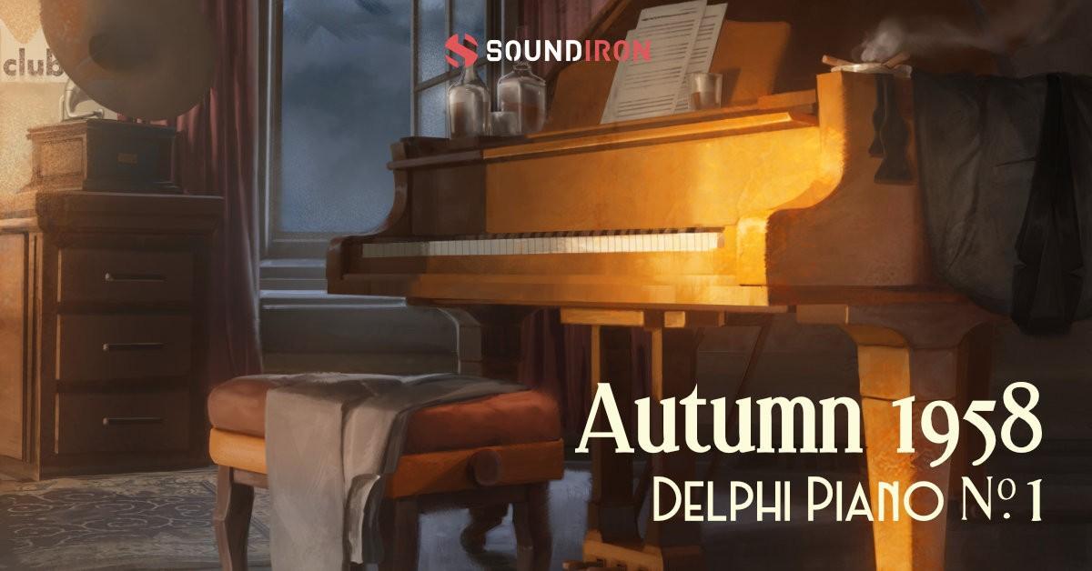 Soundiron Delphi Piano Header