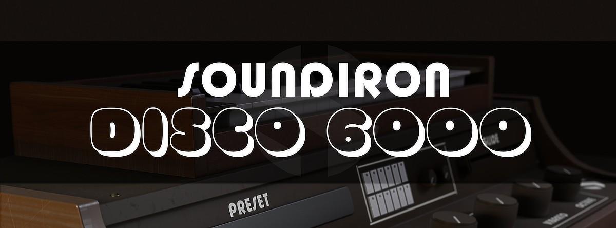 Disco 6000 Header