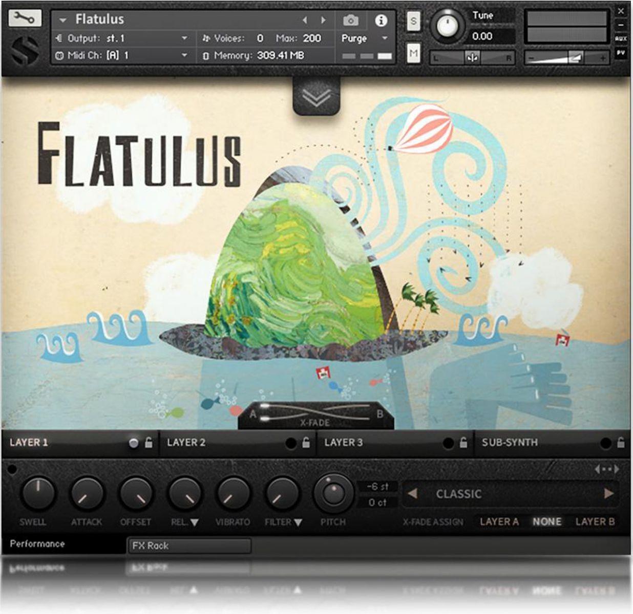 Flatulus GUI 1