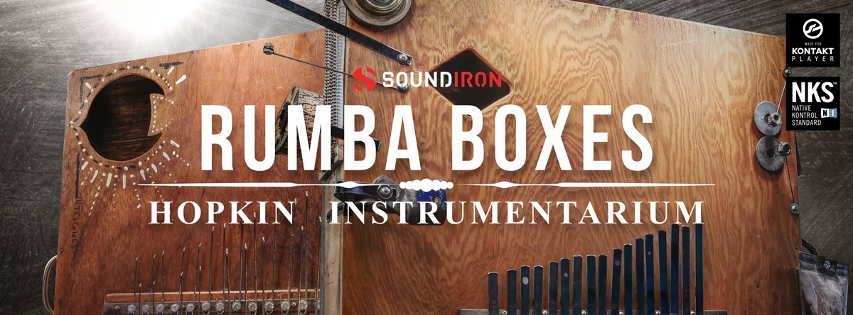 Rumba Boxes Header