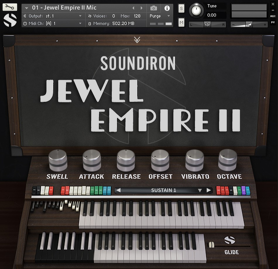 Jewel Empire 2 Gui