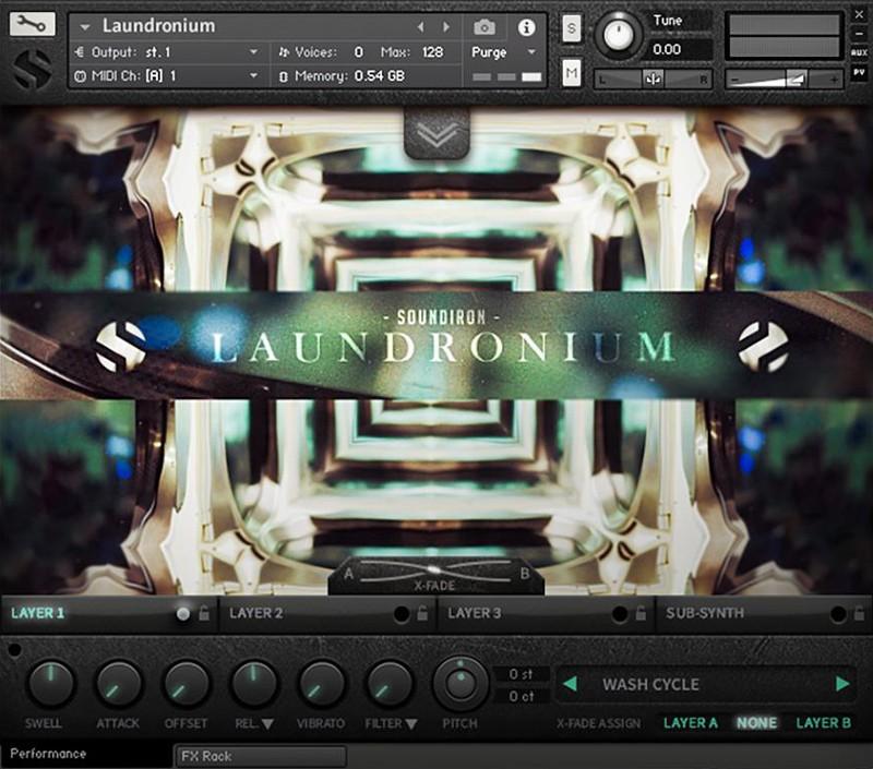 Laundronium GUI 1