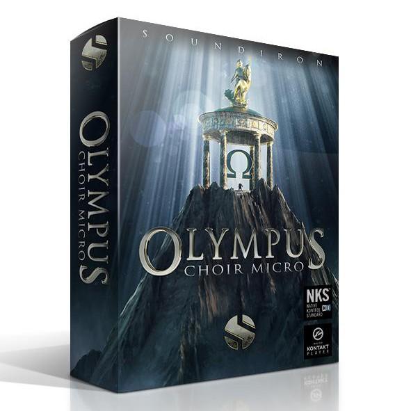 Olympus Choir Packshot