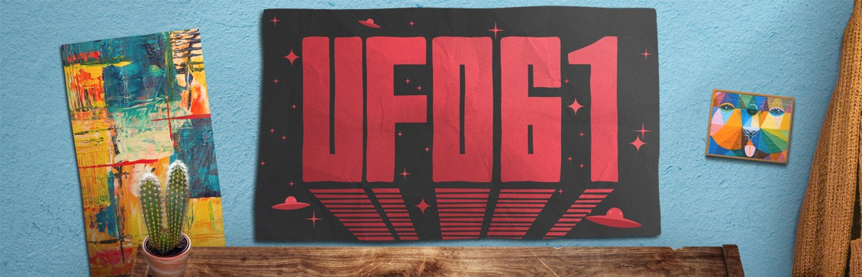 UFO 61 Header