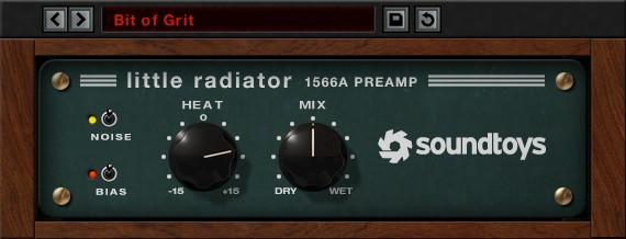 LittleRadiator GUI