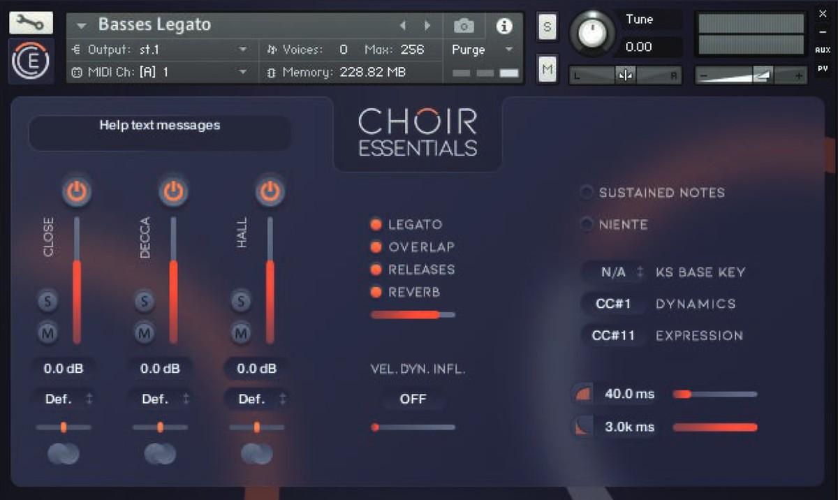Choir Essentials Banner 2