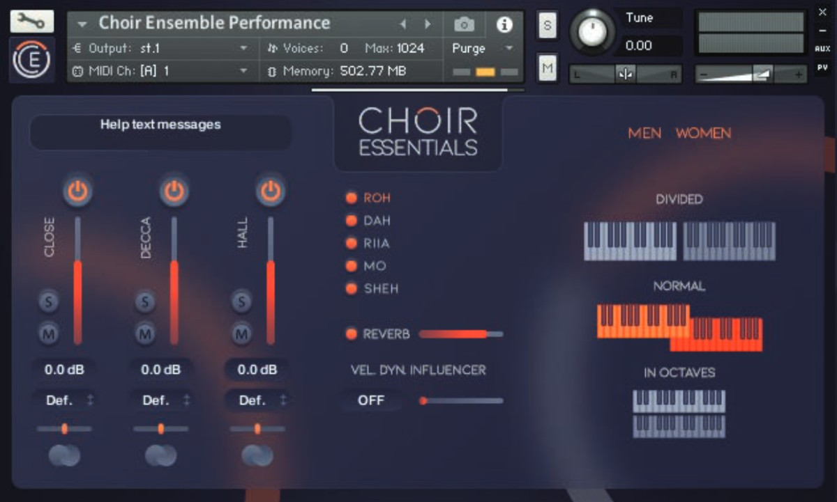 Choir Essentials Banner 1