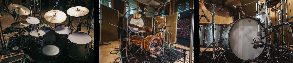 Drumset Banner 1