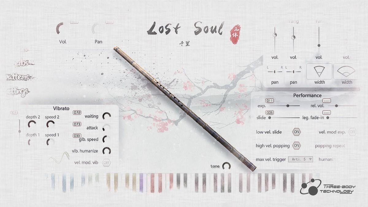 Lost Soul GUI