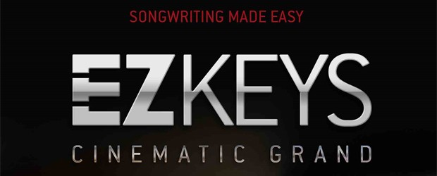 EZkeys Cinematic Grand Header