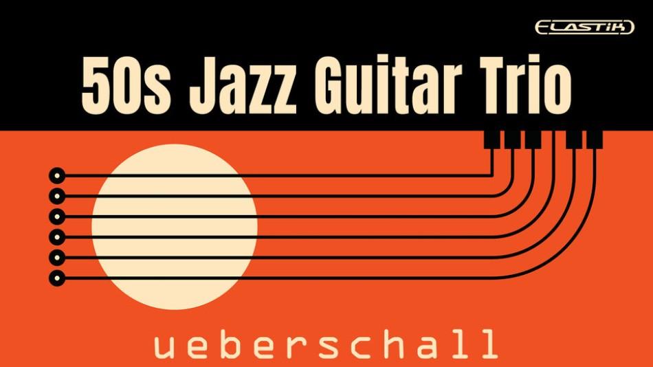 50s Jazz Guitar Trio Header