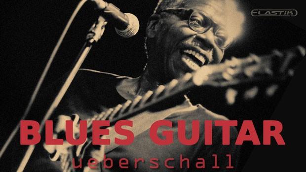 Blues Guitar Header