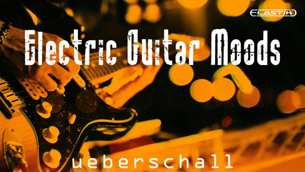 Electric Guitar Moods Header