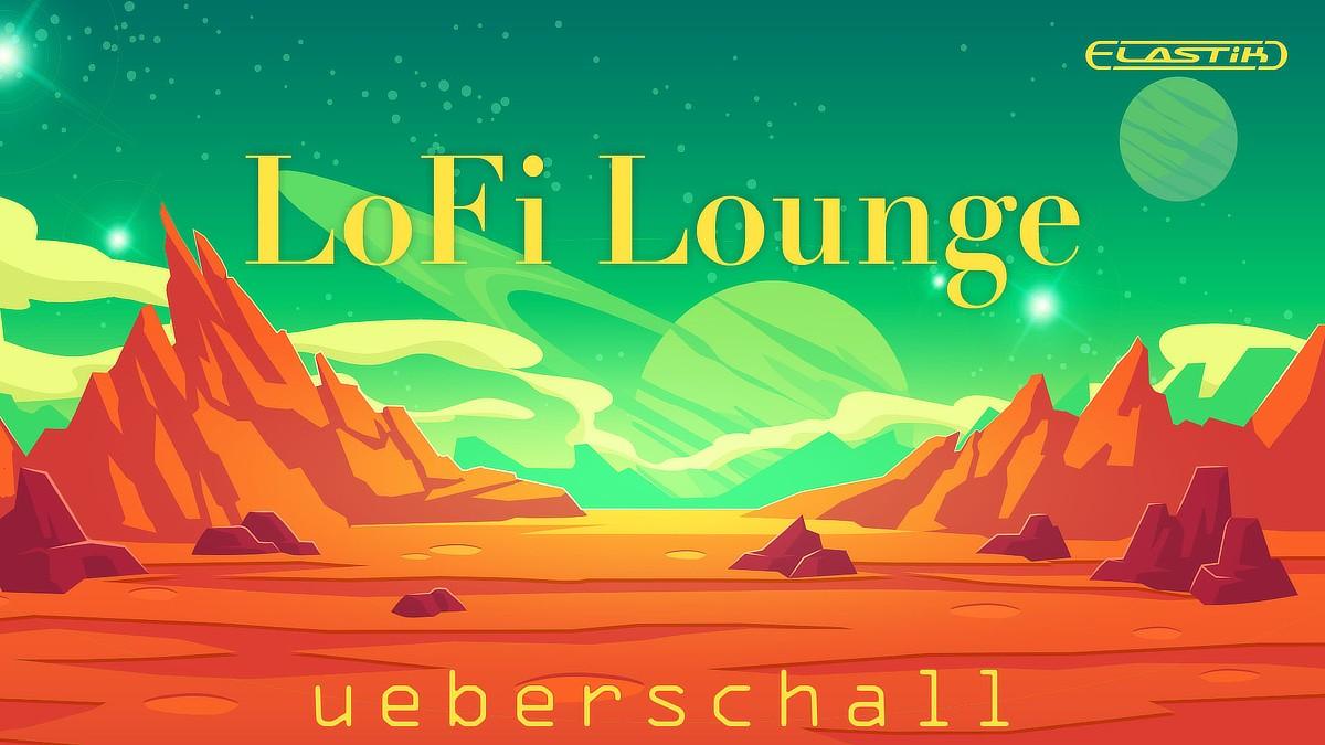 LoFi Lounge Banner