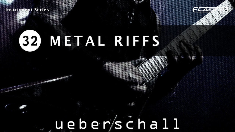 Metal Riffs Header