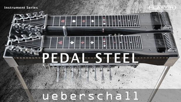 Pedal Steel Header