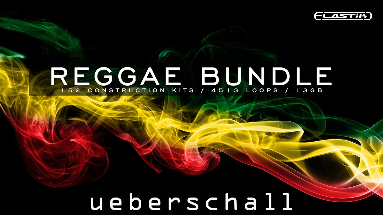 Reggae Bundle Header