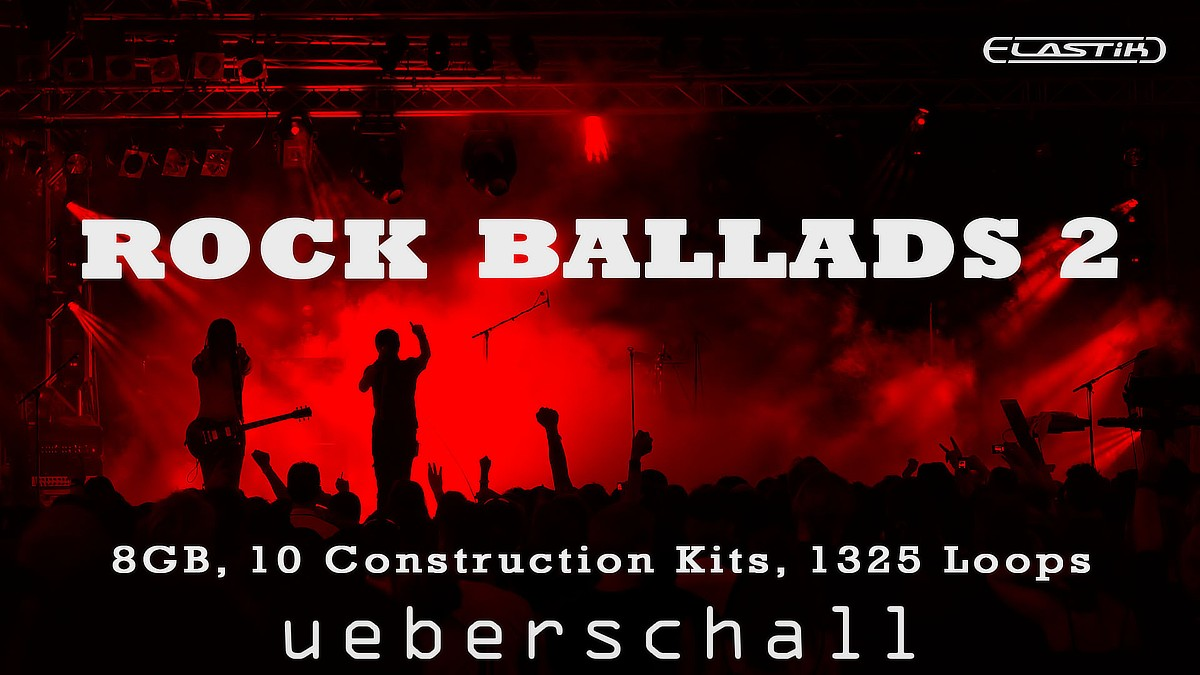 Rock Ballads 2 Banner
