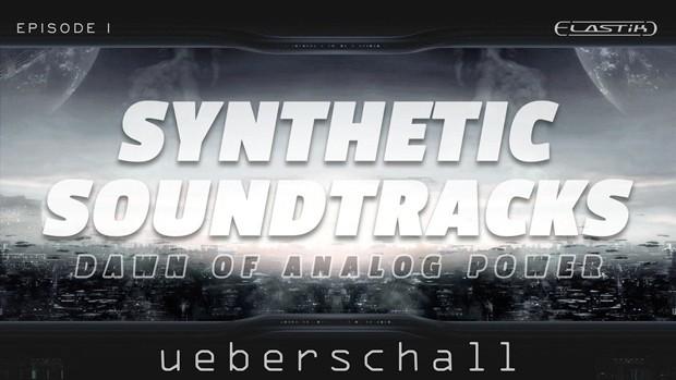 Synthetic Soundtracks Header