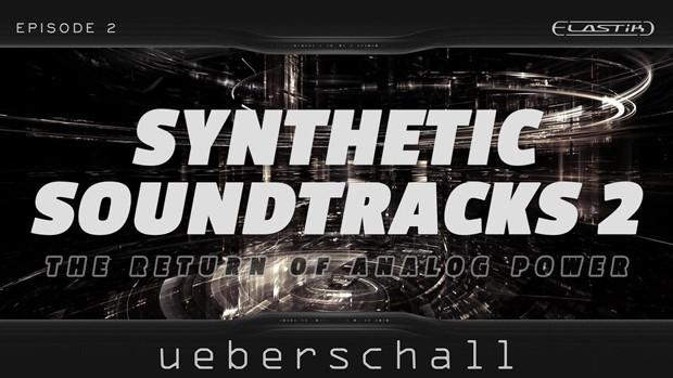 Synthetic Soundtracks 2 Header